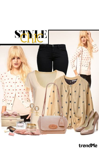style chic....
