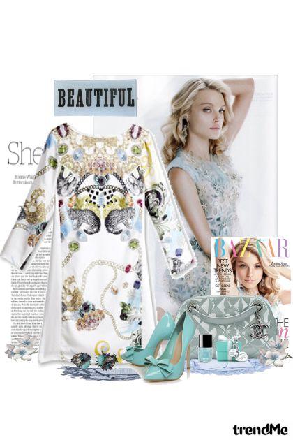 She is.... beautiful ... ....- Fashion set