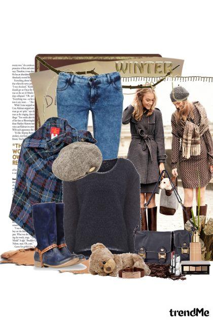 winter....- Fashion set
