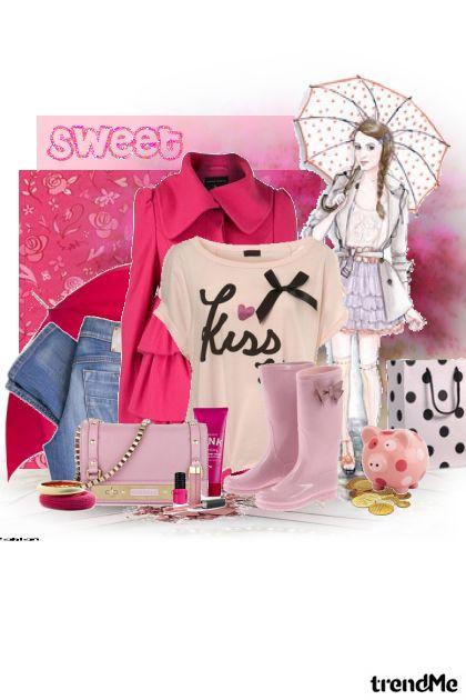sweet kiss...