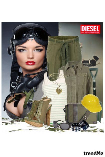 so diesel...