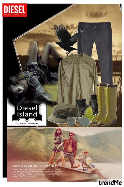 Diesel avantura...