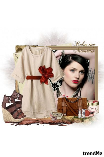 relaxing moments...- Fashion set