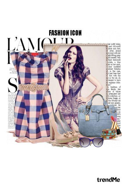 fashion icon...