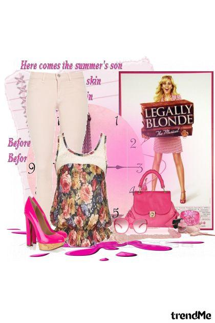..legally blonde...
