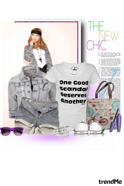 the new chic...