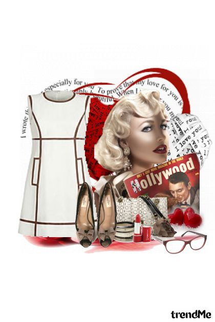 Love in Hollywood...