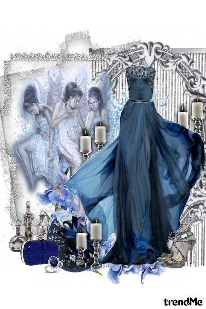 plava bajka- Fashion set