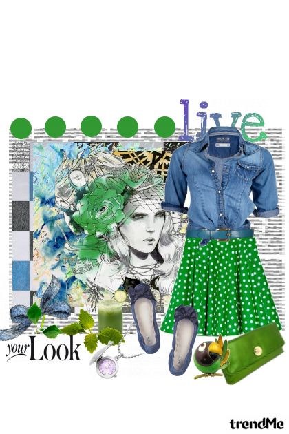 your look for today- Fashion set