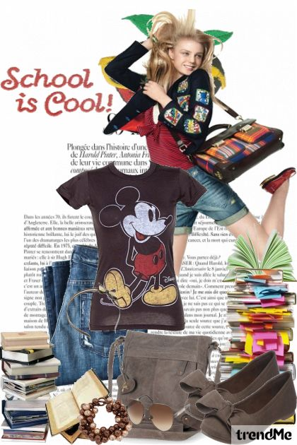 ...school is cool...