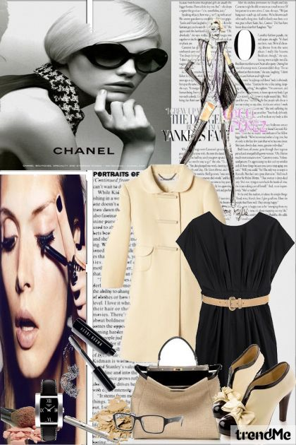...business chic...