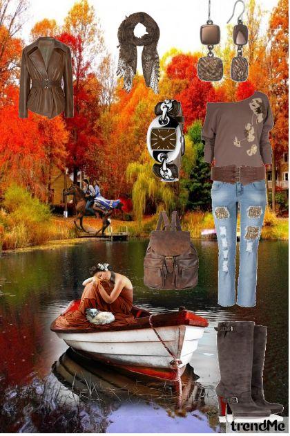 došla je jesen i odnijela moju ljetnu ljubav