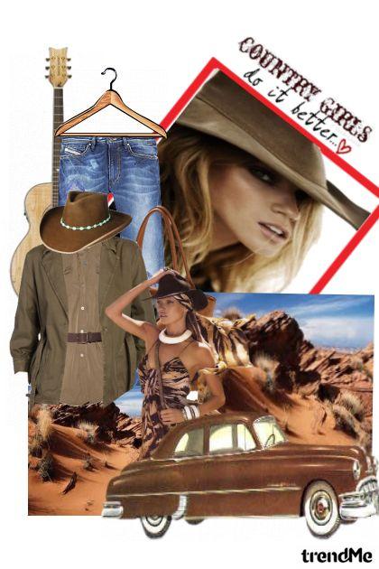 country diesel girl