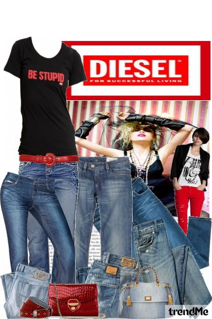 diesel for perfect combination