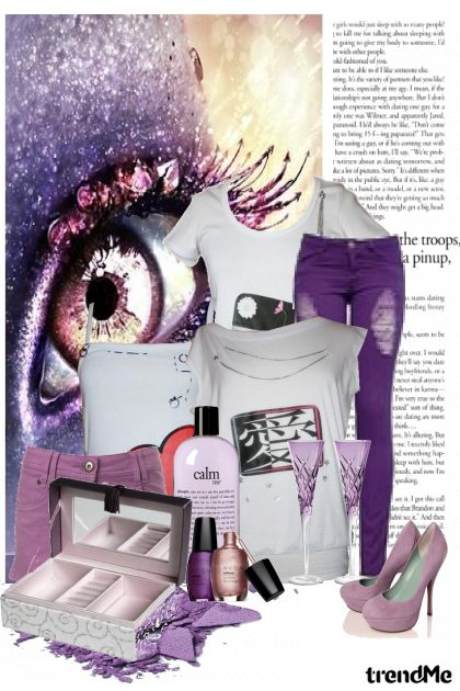 talya & purple