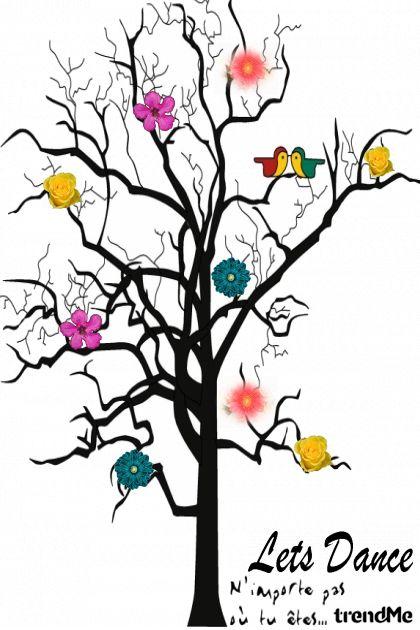 proljetno drvce