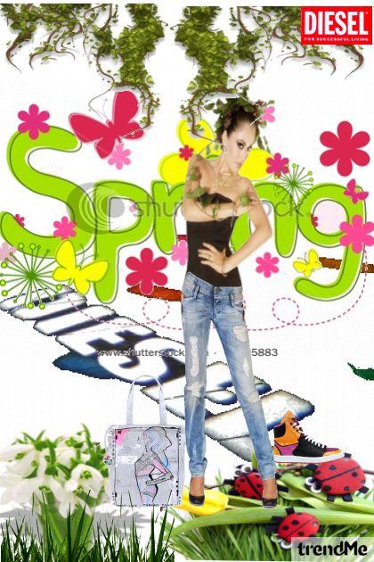 DIESEL Spring