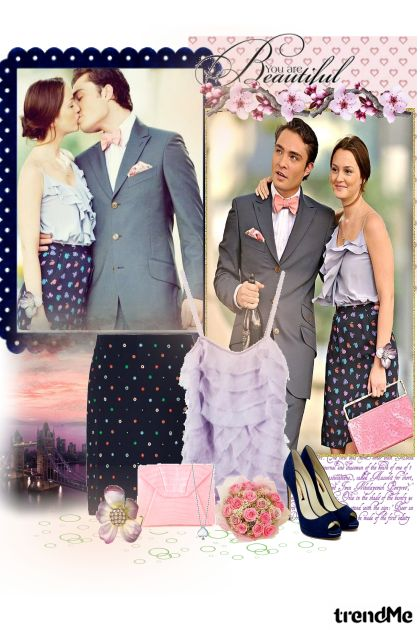 My favourite Blair and Chuck!