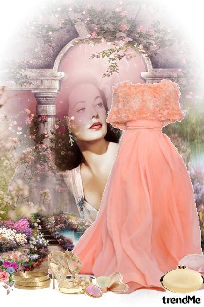 nježnost pogleda - Fashion set