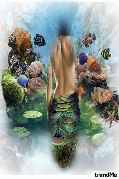 sea wonderland. art (5 items)