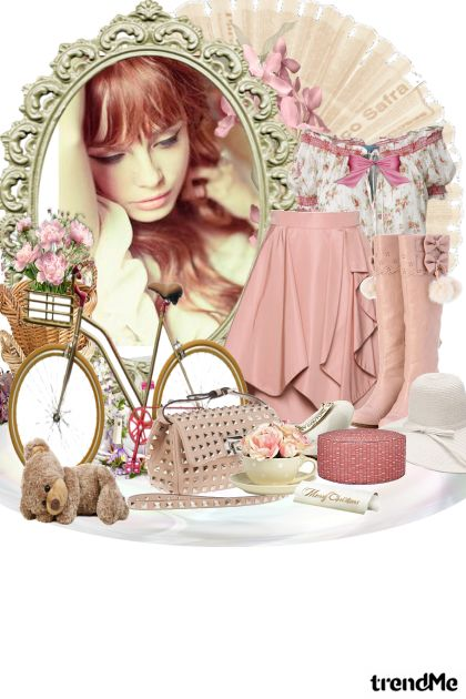 meu mundo rosa iz kolekcije elaine od elaine