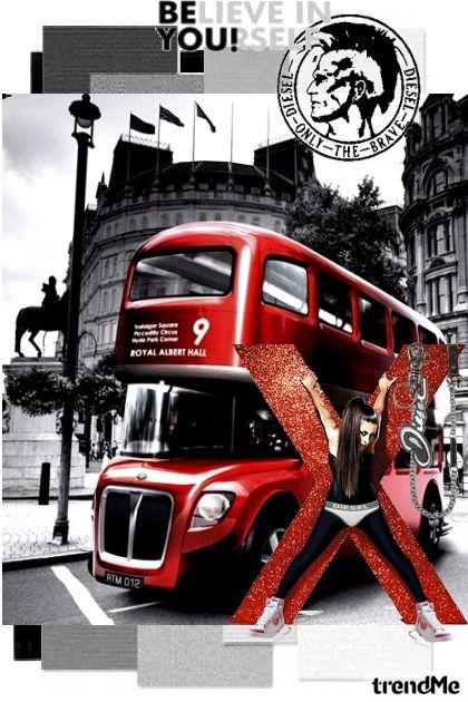 londonska moda uz diesel