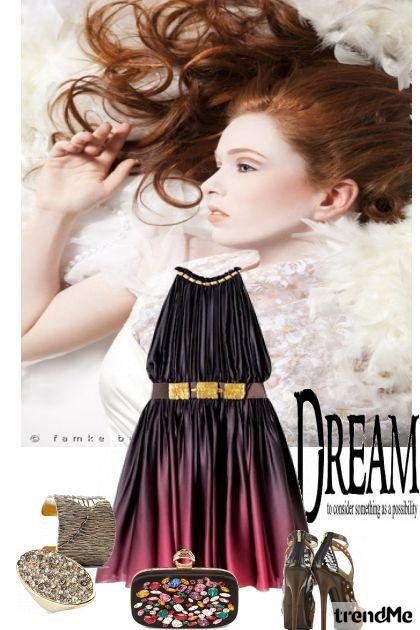 While dreamin'