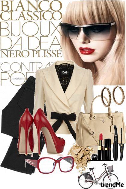 fashionista ;)))
