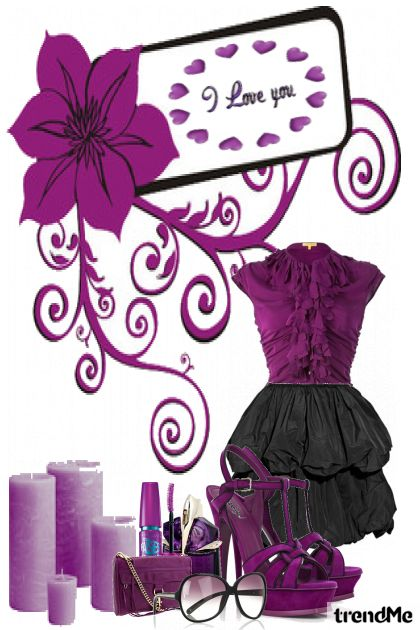 _Purple Love_