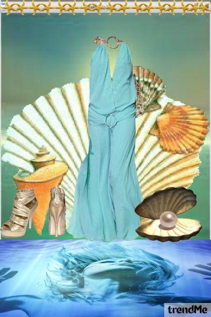 Zarobljena sirena- Combinazione di moda