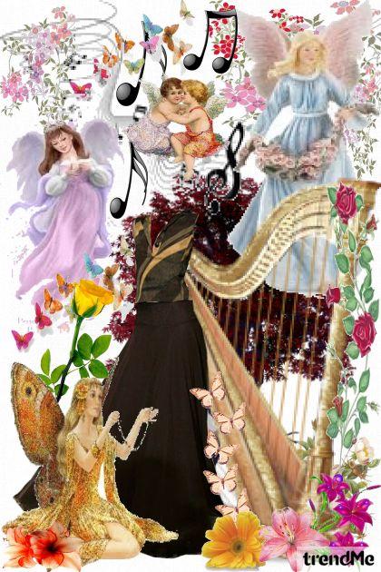 Anđeoski vrt- Combinazione di moda