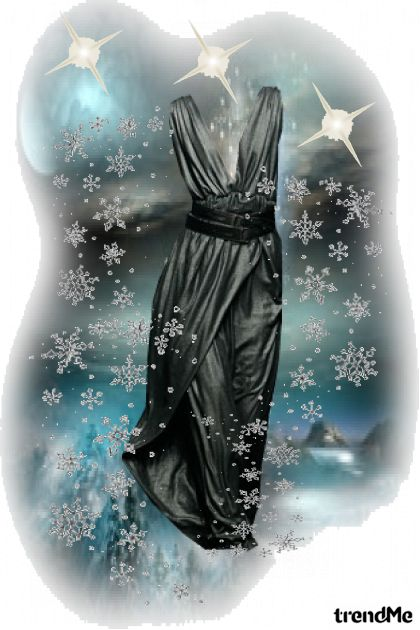 U jednoj zimskoj noci- Combinazione di moda