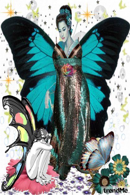 Kraljica leptira