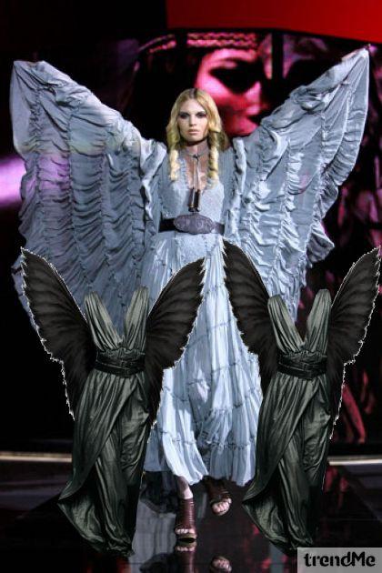Hippy angel
