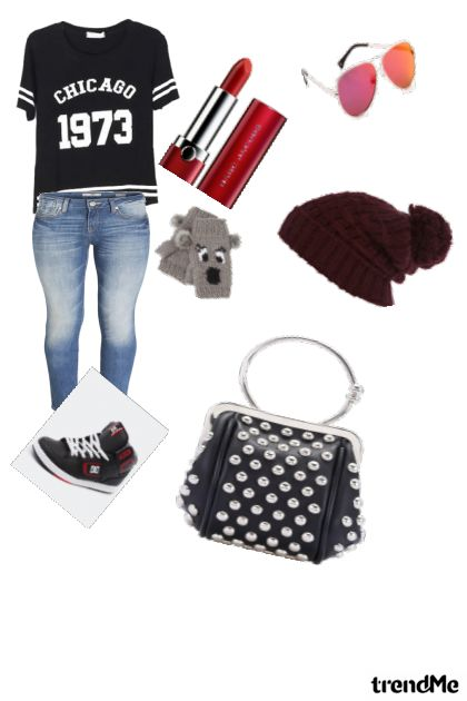 Example outfit :3