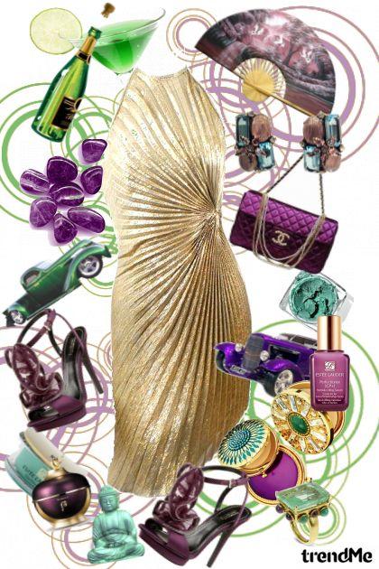 Circle Of Abundance - Fashion set