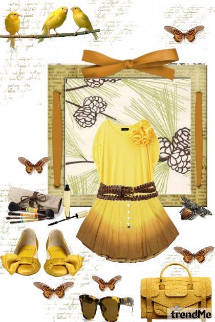 Yellow&Hazel