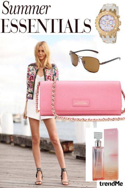 Summer Essentials ♥ Summer Outfit Set z kolekcji Summer Essentials od ANTORINI