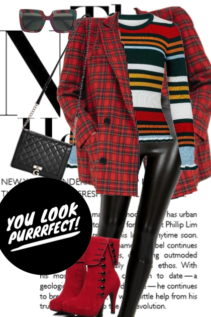 You Look Perfect // Get The LOOK // Thanks Rank as Set of The Day (tendme)