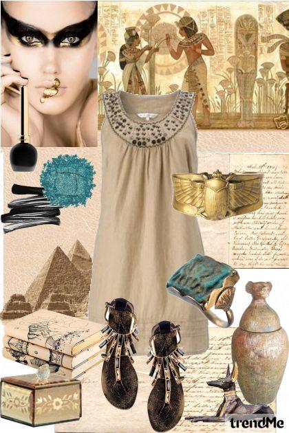 fashion goddess of the desert