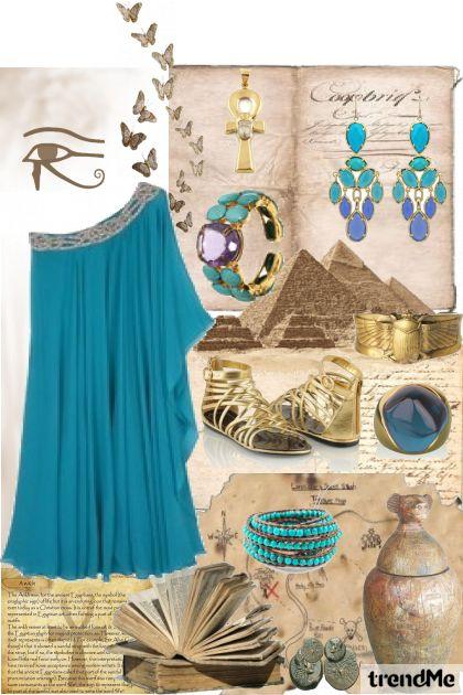 sinai's turquoise goddess