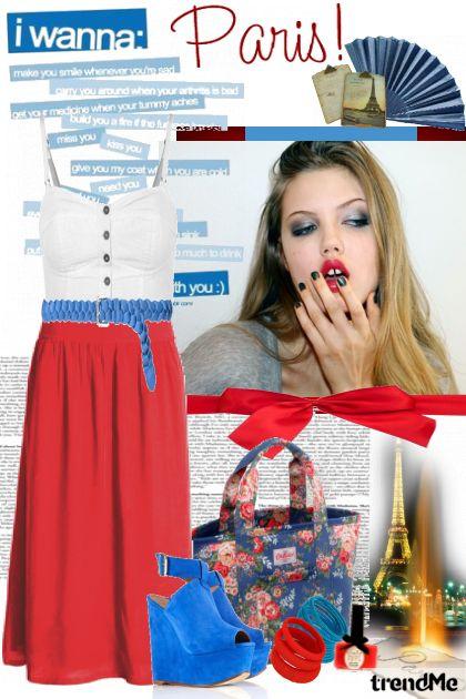 I wanna Paris!- Fashion set