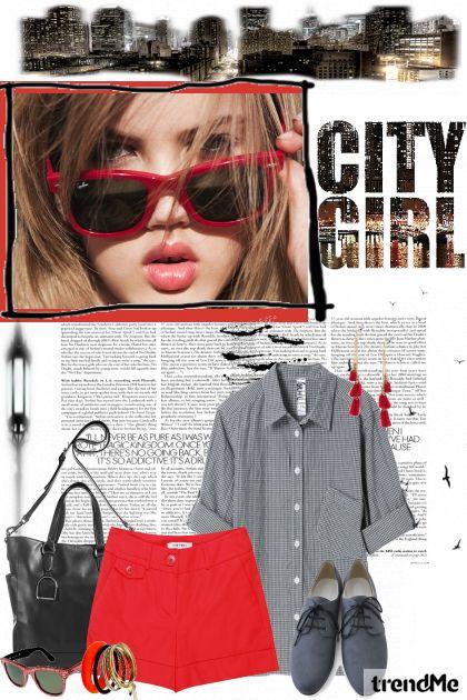 City girl- Fashion set