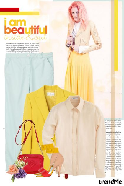 Strong pastels!