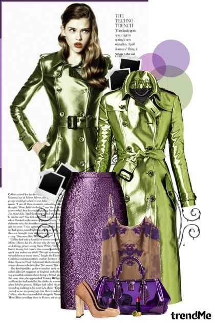Spring: techno trench!