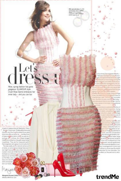 Let's dress up!