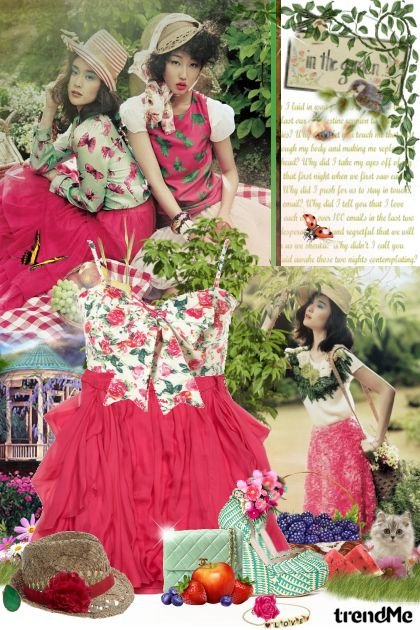 Picnic! from collection Extraordinary! by Lady Di ♕
