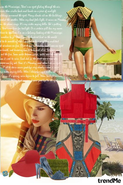 Vacation at French Riviera! from collection SUMMER 2011! by Lady Di ♕