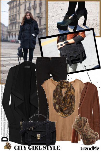 Street style: Proenza bag <3