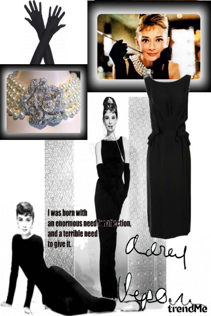 one and only audrey h.